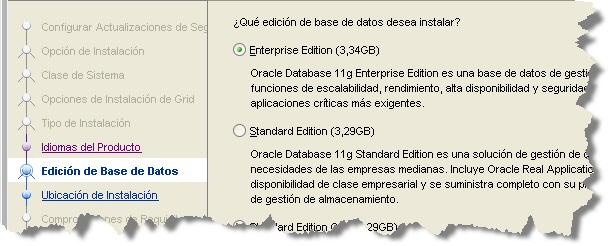 SONAR Install Oracle Enterprise Edition