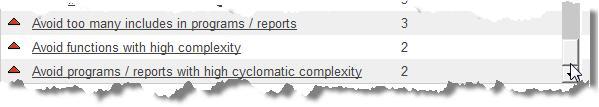 SONAR ABAP - Avoid complexity