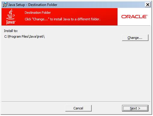 SONAR_JDK6_Install4
