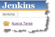 Jenkins nouveau projet