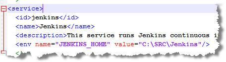 Jenkins_xml