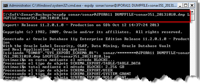 OracleEXPDP2