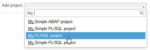 PLSQLProfileProjects